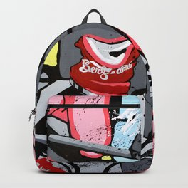 Guerre puDiche Backpack