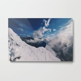 Munra Point Metal Print