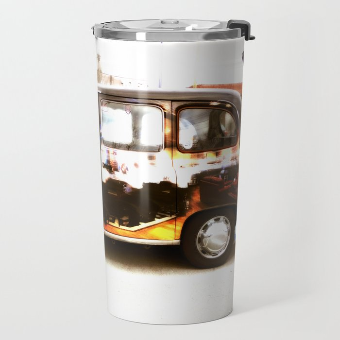 British Taxi Travel Mug