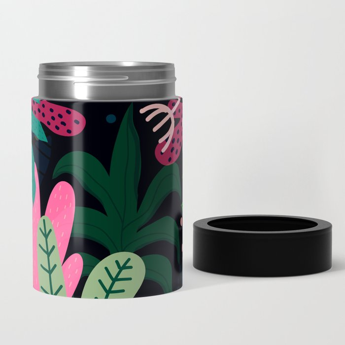 Into the jungle - deep night Can Cooler