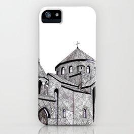 Saint Hripsime Church (Armenia) iPhone Case
