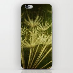 Weeds on Green iPhone & iPod Skin