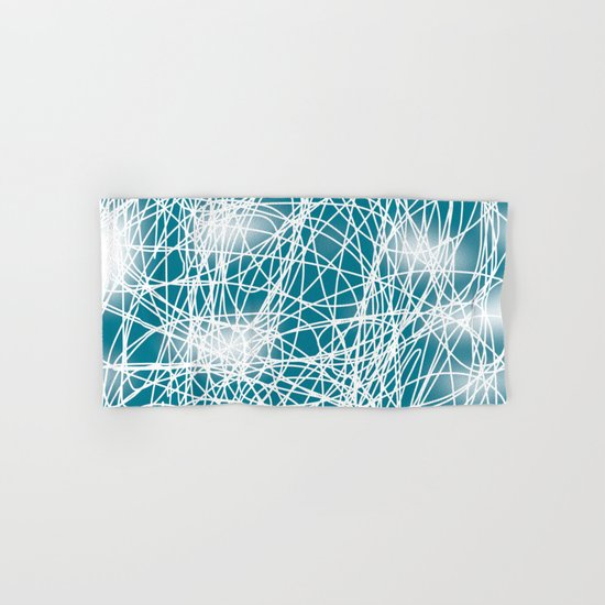 Abstract 360 Hand & Bath Towel