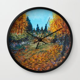 Hosten Wall Clock