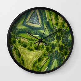 Above Otherworld Wall Clock