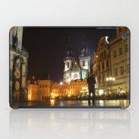 prague iPad Cases featuring Prague by lularound