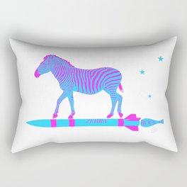 Zebra Rock It 9A Rectangular Pillow