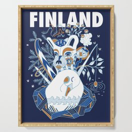 My Finland Serving Tray