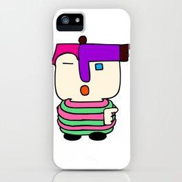 I'm Somebody iPhone Case