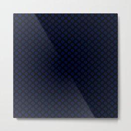Blue-ish Metal Print