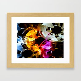 """Interface"" Framed Art Print"