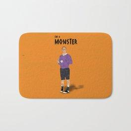 Arrested Development - Buster Bluth I'm A Monster Bath Mat