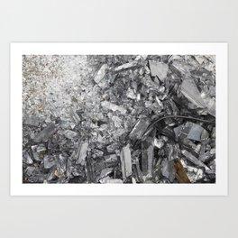 Mike Teevee Art Print