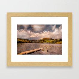 Ladybower Reservoir Framed Art Print
