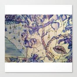 Dream:land Canvas Print
