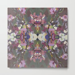Bouquet VII Metal Print