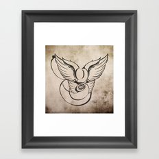 AngeloDiabolico G Framed Art Print