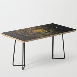 My Galaxy (Mural, No. 10) Coffee Table