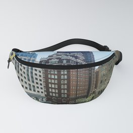 View of Center City Fanny Pack