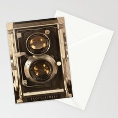 Twin Lens Reflex Stationery Cards