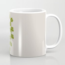 English Ivy | Plants illustration Coffee Mug