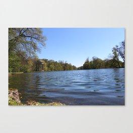 Der See 1 Canvas Print