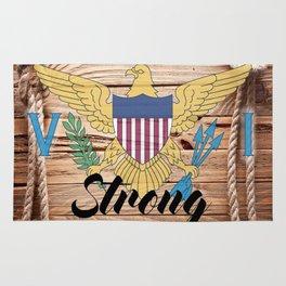 Virgin Islands Strong Rug