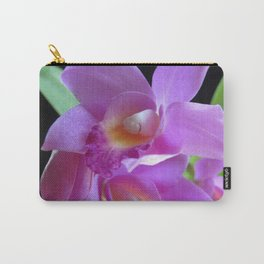 Purple Cattleya Carry-All Pouch