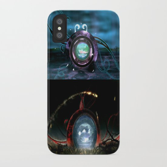 Beginning VS the End iPhone Case