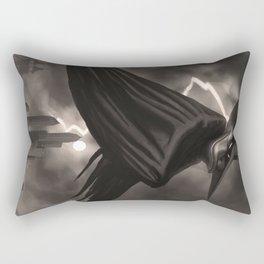 Let's get dangerous! Rectangular Pillow