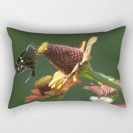 Longtail Skipper Rectangular Pillow