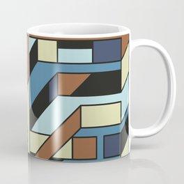 De Stijl Abstract Geometric Artwork 3 Coffee Mug