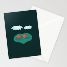Hearts in the Clouds Stationery Cards