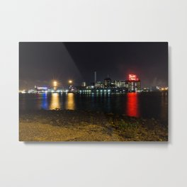 Baltimore, Inner Harbor Metal Print