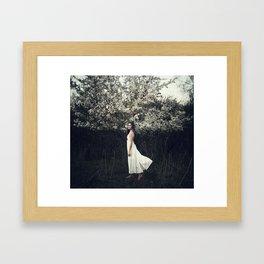 Fiori Framed Art Print