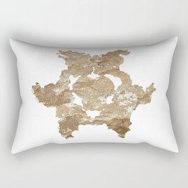 Rock Ink 01 Rectangular Pillow