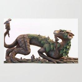 The Summer Tree Dragon Rug