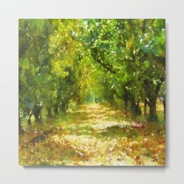 Dappled Light of DayDreams Metal Print