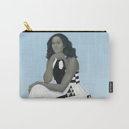 Michelle Robinson Obama Carry-All Pouch