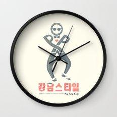 Oppa Alt. Wall Clock