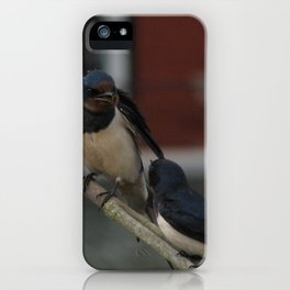 Chatting iPhone Case