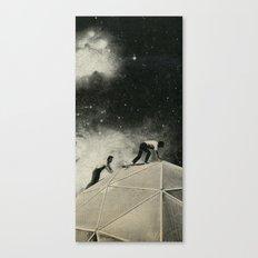Space Station Maintenance Canvas Print