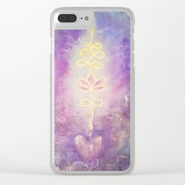 This is it (Your Soul) Clear iPhone Case