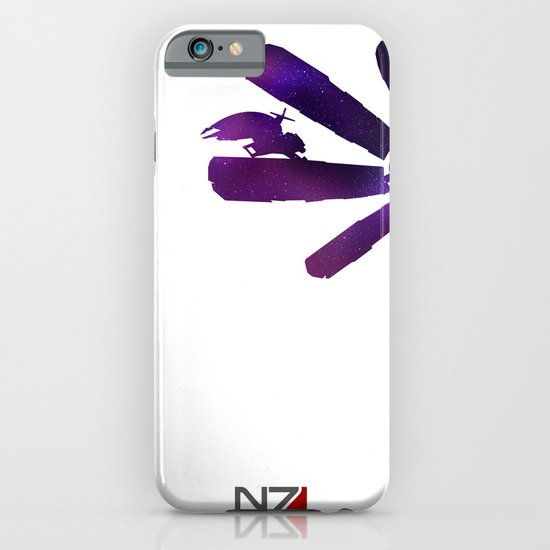Mass Effect 1 (w/quote) iPhone & iPod Case