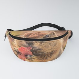 Have a smile for breakfast Fanny Pack