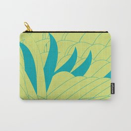 Contemporary Persian Calligraphy Carry-All Pouch