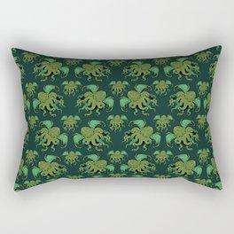CTHULHU PATTERN Rectangular Pillow