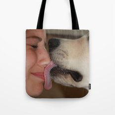 ATTN: DOG LOVERS Tote Bag