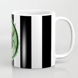 Juicy Beetle GREEN Coffee Mug