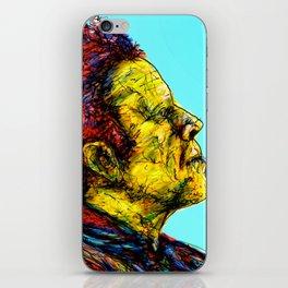 Tom Waits iPhone Skin